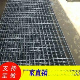 低价热浸镀锌钢格板、不锈钢格板、格栅板齿形钢格板