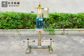 实验室全不锈钢分散机 液体搅拌机厂家直销