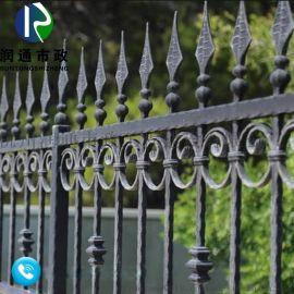 铁艺围墙护栏栅栏户外铁艺阳台花园别墅庭院围栏