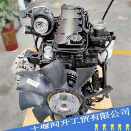 原装进口康明斯QSB6.7发动机 6D107挖掘机