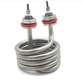 养殖潜水加热管不锈钢材质电加热管方便快捷双头电热管
