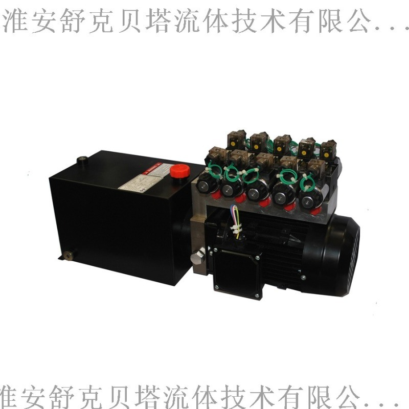 塑料管道熔焊设备动力单元