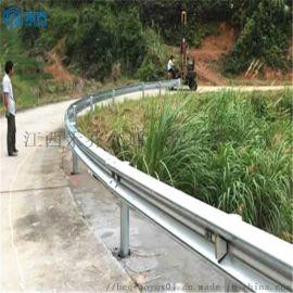 加强版非标高速公路乡镇两侧波形护梁板护栏板赣州禾乔