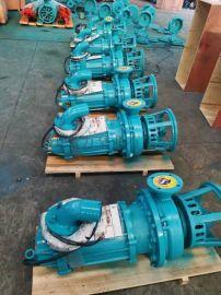 大型潜水抽沙泵渣浆泵耐磨船用吸沙泥浆泵搅拌式潜水泵