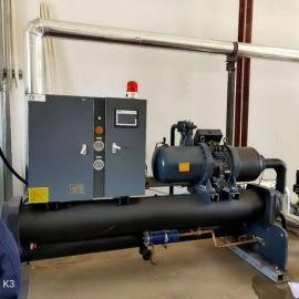 水冷螺杆式冷水机组_工业水冷式螺杆冷水机