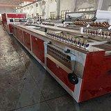 PVC牆板設備生產線 護牆板機械設備