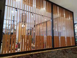 木色铝窗花的优点铝窗花厂家