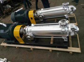 山东金润源泵业DG型高温高压锅炉蒸汽回收水泵