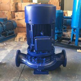 ISG立式管道增压泵,热水循环泵,管道清水泵