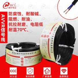 国标AVVR多芯电缆电线 3C绝缘安装护套电线