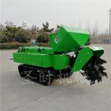 多功能柴油動力鬆土機廠家 果園施肥履帶式開溝機