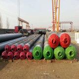 預製聚氨酯直埋保溫管 塑套鋼聚氨酯保溫管