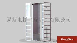 进口别墅观光螺杆电梯