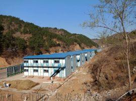 晋中和顺县活动板房销售 工地岩棉防火彩钢板供应