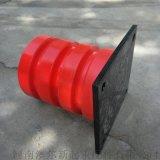 C型帶鋼板緩衝器 聚氨酯緩衝器 行車減震防撞裝置