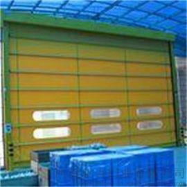 郑州PVC卷帘门堆积门柔性门拉链快速门定制