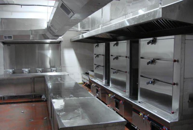 饭店厨房设备有哪些 商场饭店厨房设备清单 小型饭店厨具设备