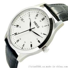 POKULE XJK1802C 男装石英手表