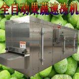 山芋速凍流水線 全自動食品速凍機