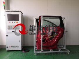电动玻璃升降器堵转力及防夹性检测