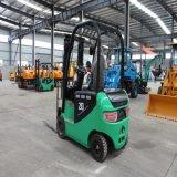 四轮座驾式全电动叉车 1吨2吨电瓶堆高车 搬运装卸车