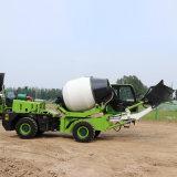 自上料混泥土攪拌車 水泥混凝土攪拌車工程工地用