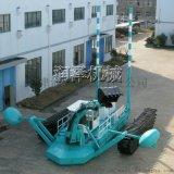 魚池改造水陸兩棲挖掘機 加長臂水陸兩棲挖掘機