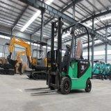 小型1吨全电动升高叉车 1.5吨液压搬运车 纯电动叉车