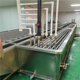 鸡爪包冰机,不锈钢包冰设备,生产包冰机流水线