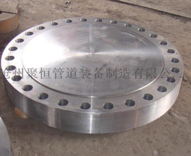 厂家供应带颈平焊法兰大口径卷制法兰美标法兰