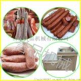 全自动不锈钢香肠灌肠设备多少钱一台 肉条肉粒灌肠机生产厂家