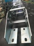 鋪管TL95鑽機鋼製拖鏈 滄州辰睿鑽機鋼製拖鏈