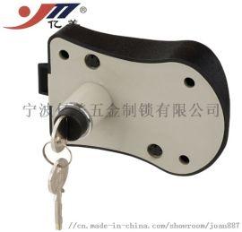锌合金锁自动摇门锁 亿美YM103抽屉锁