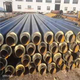 新乡热水钢塑复合管DN125/133聚氨酯直埋发泡保温管