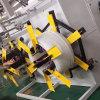 pet塑料管材收卷机 地热管材单双工位塑料卷管机