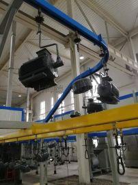 风机电扇 电动机 批发YVF2 90L-6 1.1KW