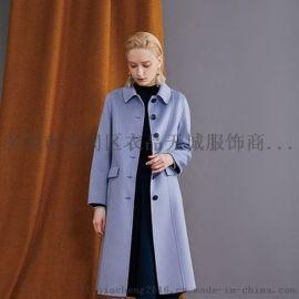 法国轻奢品牌红凯贝尔春款女装尾货折扣货源厂家直销