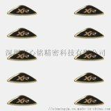 厂家供应铝牌铭牌锌合金电镀电铸标牌心铭精密