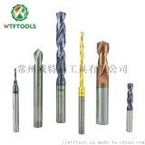 威特福工具廠家3倍徑鋼用合金鑽頭 3D鋁用鎢鋼鑽頭