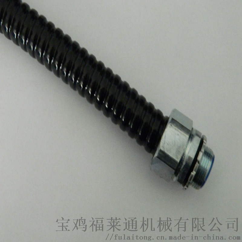 奉化市包塑304不鏽鋼金屬軟管 產線蛇皮管