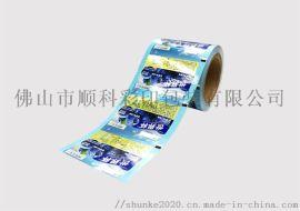 食品包装铝箔复合膜厂家生产顺科彩印包装