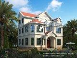 快美筑家轻钢别墅打造高品质住宅,为消费者带来幸福