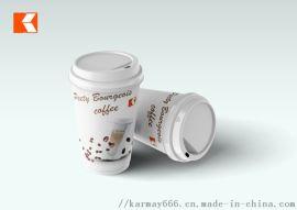 一次性塑料8OZ咖啡杯饮料杯冷饮杯