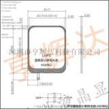 H16902系列-1.69寸圆角显示屏背光源