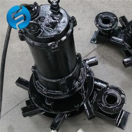 离心潜水曝气机 潜水离心式曝气机