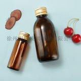棕色瓶避光瓶酵素瓶口服液瓶玻璃瓶医药瓶糖浆瓶密封瓶