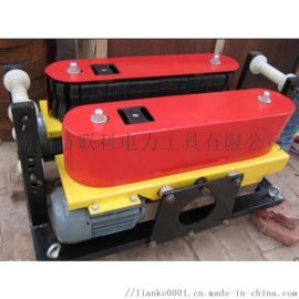 厂家销售 电力二级资质送缆5KN电缆输送机
