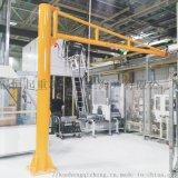立柱式電動懸臂吊 移動旋轉懸臂吊 移動式旋臂吊