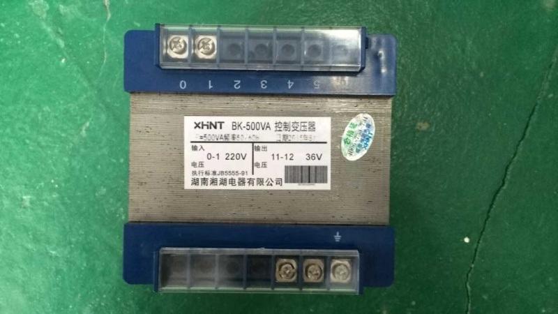 湘湖牌HYKZ1-400A/3負荷—隔離開關實物圖片