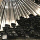316不鏽鋼平橢管,拉絲面不鏽鋼316L平橢管
